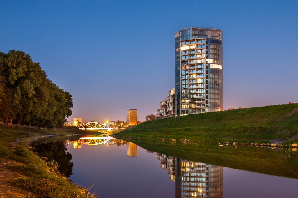 Fotografia budynku Capital Towers w Rzeszowie