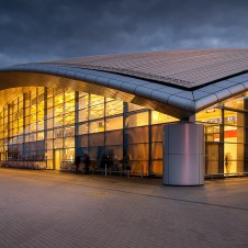 Port lotniczy Jasionka, 2015, fotograf architektury Rzeszów