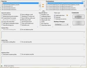 Synchronizacja dowolnego folderu z dyskiem google, Dsynchronize