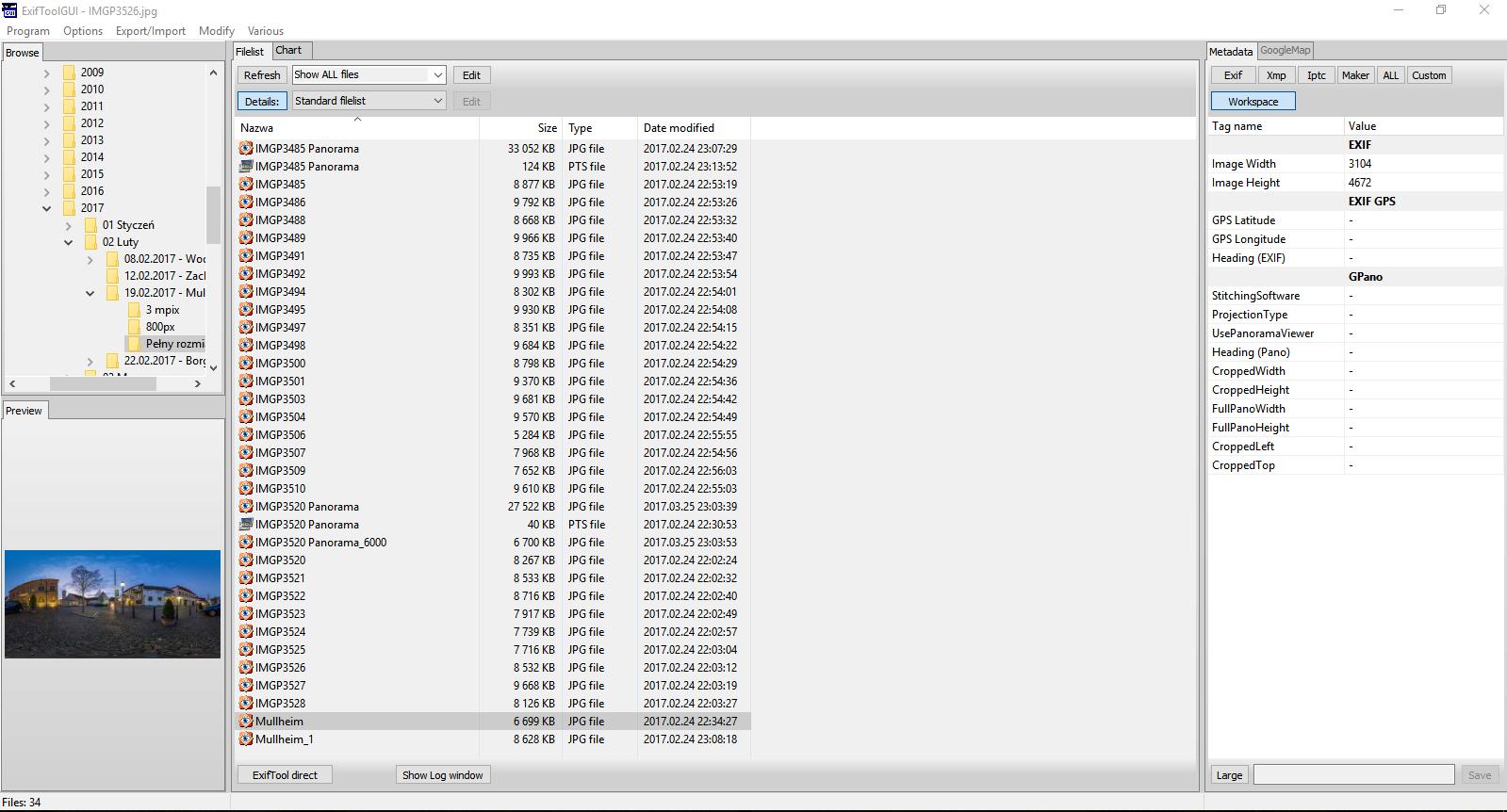ExifToolGUI 5.16