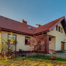 Zdjęcia domu jednorodzinnego